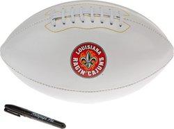 Rawlings University of Louisiana at Lafayette Signature Series Full-Size Football