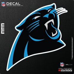 "Stockdale Carolina Panthers 6"" x 6"" Decal"