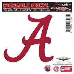 "Stockdale University of Alabama 6"" x 6"" Decal"