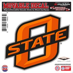 "Oklahoma State University 6"" x 6"" Decal"
