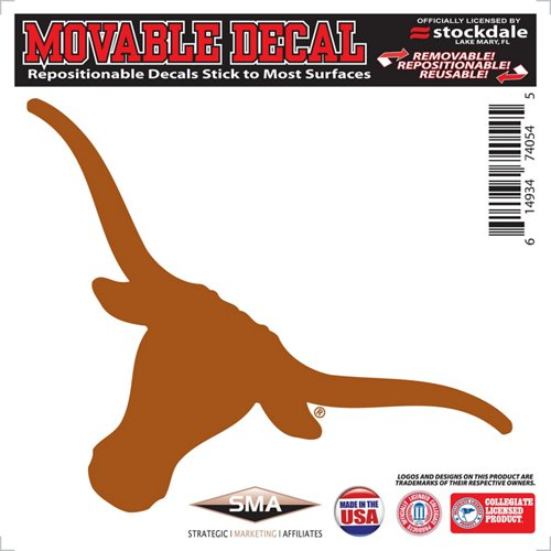 Stockdale University of Texas 6' x 6' Decal