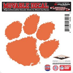 "Stockdale Clemson University 6"" x 6"" Decal"