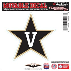 "Stockdale Vanderbilt University 6"" x 6"" Decal"