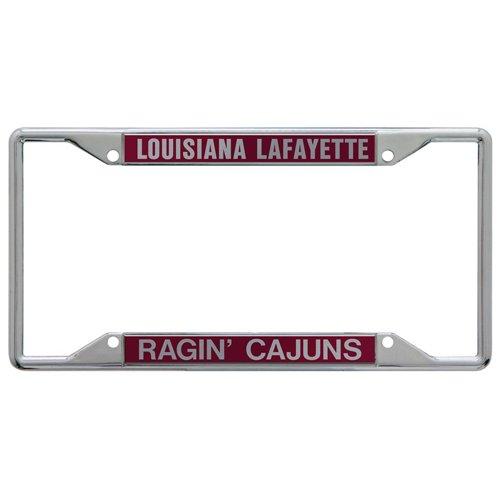 Stockdale University of Louisiana at Lafayette Mirror License Plate Frame