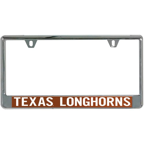 Stockdale University of Texas Mirror License Plate Frame