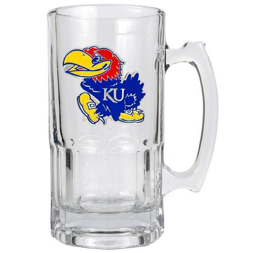 Great American Products University of Kansas 1-Liter Macho Mug
