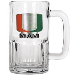Great American Products University of Miami 20 oz. Root Beer Mug