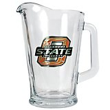 Great American Products Oklahoma State University 1/2-Gallon Glass Pitcher
