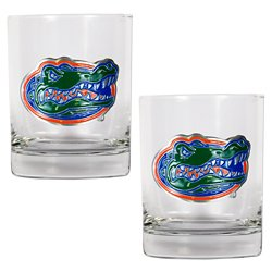 Great American Products University of Florida 14 oz. Rocks Glasses 2-Pack