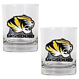 Great American Products University of Missouri 14 oz. Rocks Glasses 2-Pack