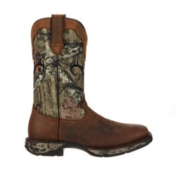 Men's Rebel Western Boots