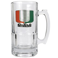 Great American Products University of Miami 1-Liter Macho Mug