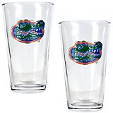 Great American Products University of Florida 16 oz. Pint Glasses 2-Pack