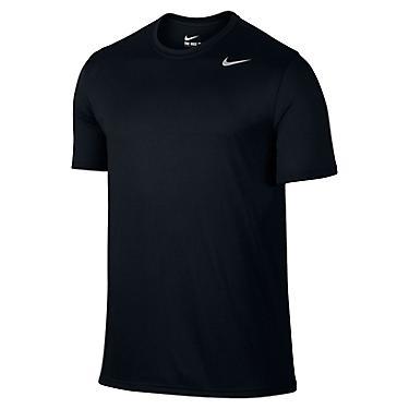 Nike Herren Legend V Neck Short Sleeve T Shirt: