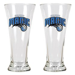Great American Products Orlando Magic 19 oz. Pilsner Glasses 2-Pack