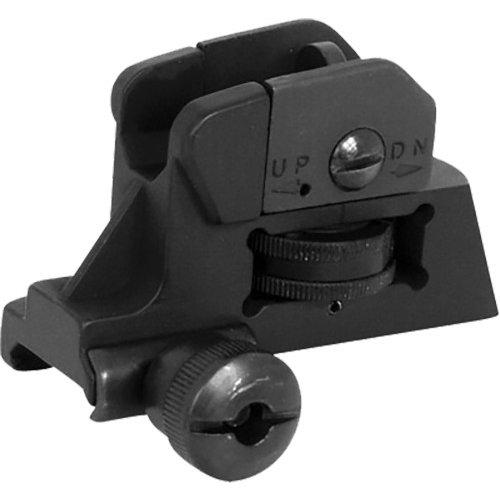 NcSTAR AR-15 Detachable Rear Sight