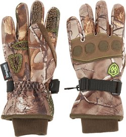 Game Winner Kids' Realtree Xtra Camo Heavyweight Gloves