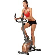 Marcy ME-708 Upright Magnetic Bike