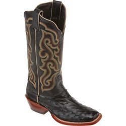 Women's Premium Full-Quill Ostrich Western Boots