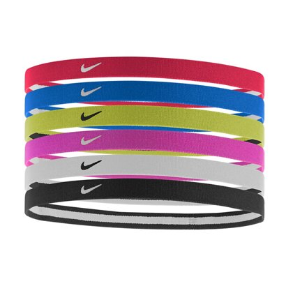 Nike Women s Swoosh Sport 2.0 Headbands 6-Pack  76d5063393f