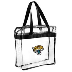 Jacksonville Jaguars Clear Messenger Bag