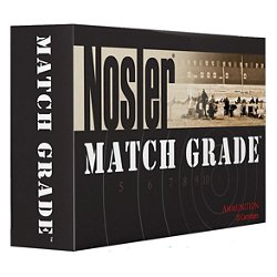 Match Grade .300 AAC Blackout/Whisper 7.62 x 35mm 125-Grain Centerfire Rifle Ammunition