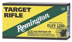Remington Target .22 Long Rifle 40-Grain Rimfire Ammunition