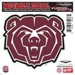 "Stockdale Missouri State University 6"" x 6"" Decal"