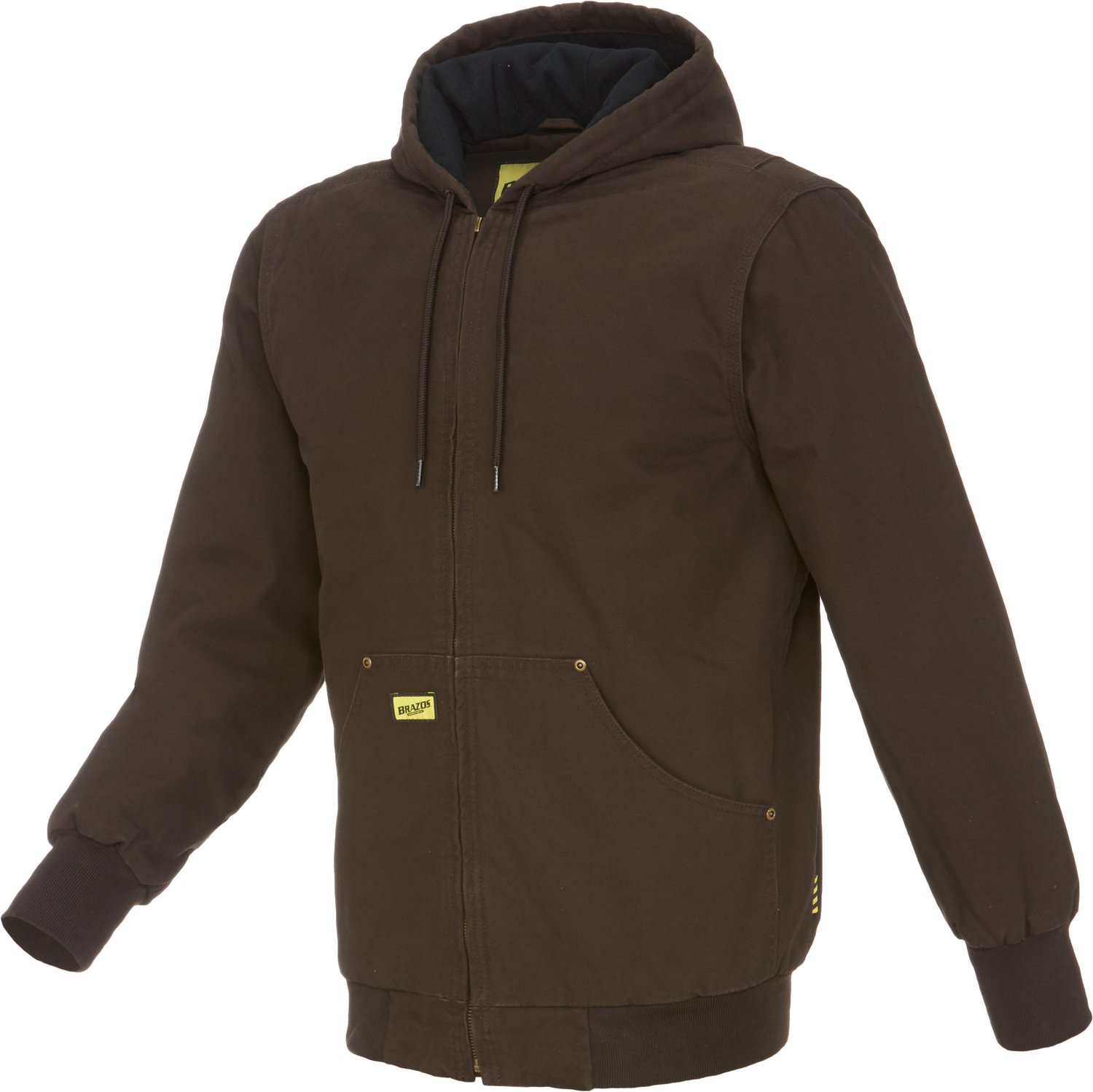 Display product reviews for Brazos Men s Hooded Engineer Jacket 26e39e676