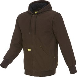 Brazos Men's Hooded Engineer Jacket