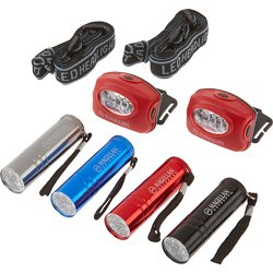 Headlamp and Flashlight Multipack