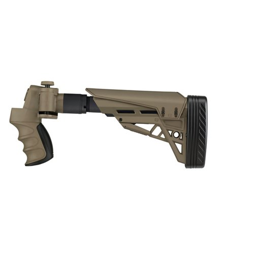 ATI 12 Gauge T2 Adjustable Side-Folding TactLite Shotgun Stock