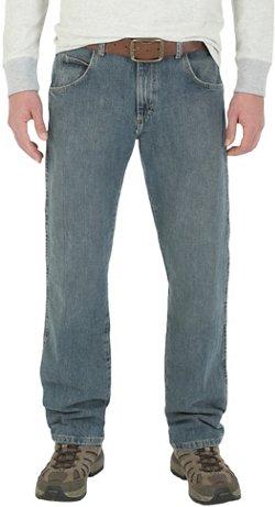 Wrangler Rugged Wear Men's Regular Straight Fit Jean