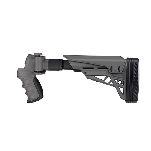 ATI 12 Gauge Strikeforce Adjustable Side-Folding TactLite Shotgun Stock