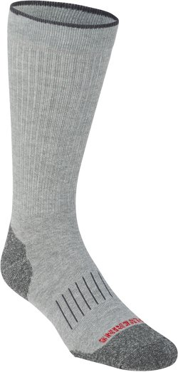 Wolverine Men's All Season Mid Calf Work Socks 2 Pack