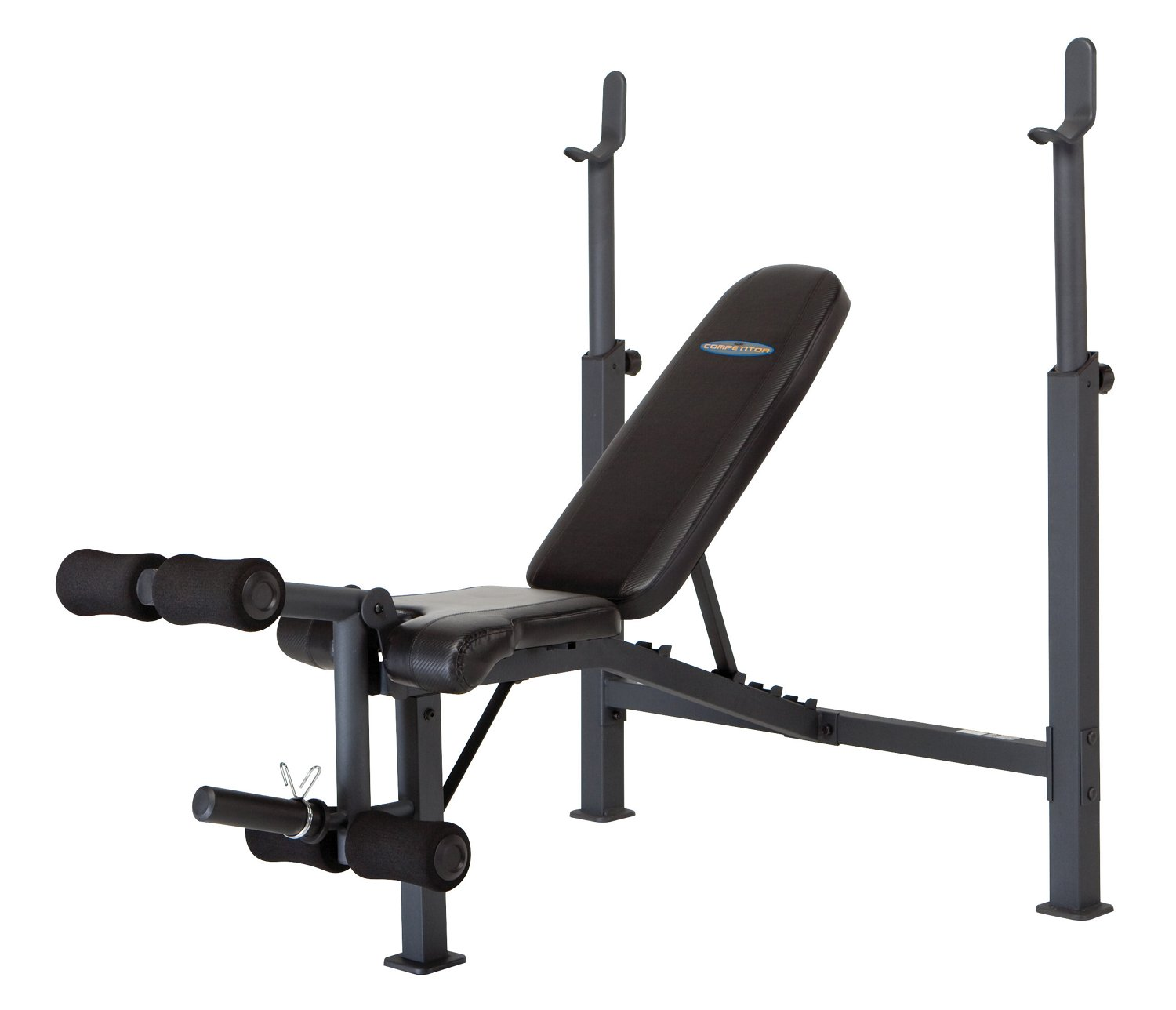 Perfect Competitor Olympic Weight Bench