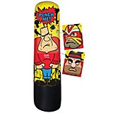 Pure Boxing Kids' Bully Bag Inflatable Punching Bag