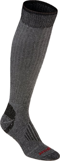 Wolverine Men's Comfort Wool Over-the-Calf Boot Socks 2-Pack