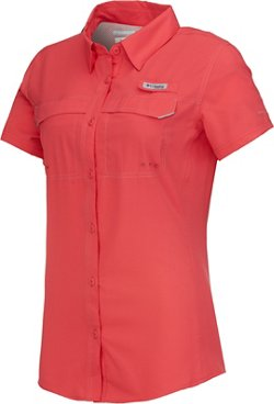 Women's Lo Drag Short Sleeve Fishing Shirt