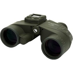 Cavalry 7 x 50 Binoculars with GPS, Digital Compass and Reticle