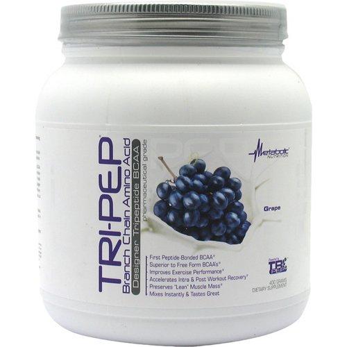 Metabolic Nutrition Tri-Pep Supplemental Amino Acid Powder