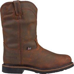 Men's Wyoming Worker II Waterproof Steel-Toe Work Boots