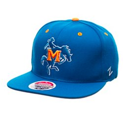 Zephyr Adults' McNeese State University Z11 Core Snapback Hat