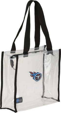 Little Earth Productions Tennessee Titans Zip Tote