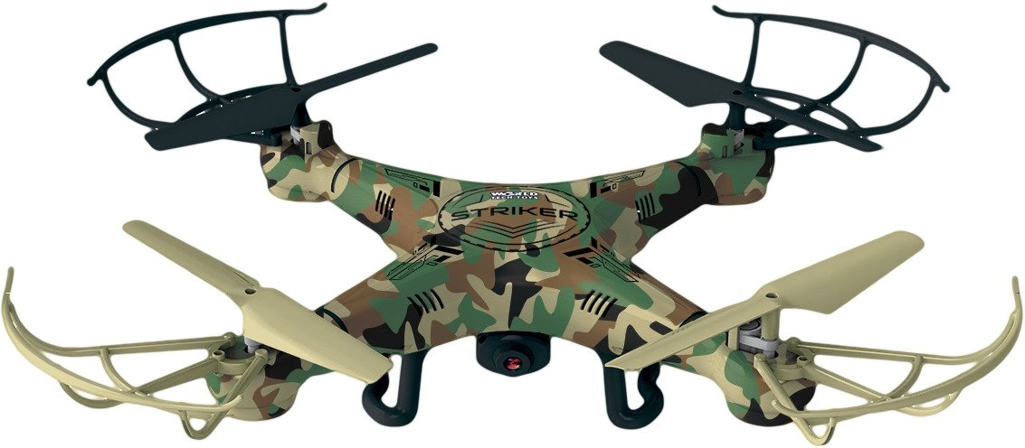 Display product reviews for World Tech Toys Striker RC Spy Drone