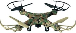 World Tech Toys Striker RC Spy Drone