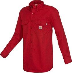 Carhartt Men's Flame Resistant Twill Shirt