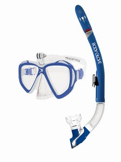 Body Glove Passage GoPro Mask/Snorkel Combo