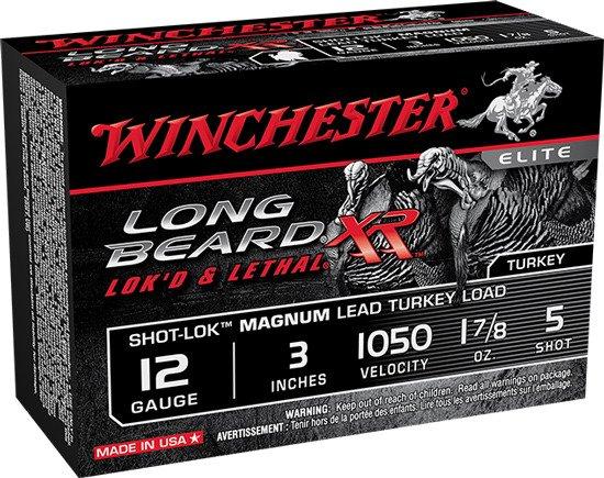 Winchester Long Beard XR 12 Gauge 3 inches 5 Shot Shotshells