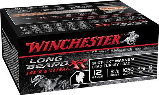 Winchester Long Beard XR 12 Gauge 3.5 inches 5 Shot Shotshells